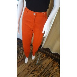Pantalon orange Mat de Misaine