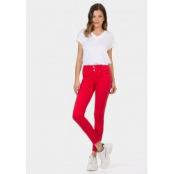 Pantalon rouge Tiffosi